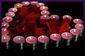RED AND PINK CANDLE LOVE SPELL