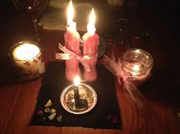 POWERFUL PINK CANDLE LOVE SPELL