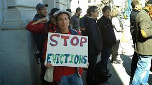 VOODOO TO STOP AN EVICTION