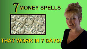 REAL MONEY SPELLS THAT WORKS FAST