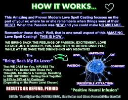 Spell To Make Your Ex Lover Want You Back That Really Works