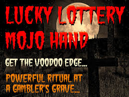 Voodoo Spell to Win Lottery that really works
